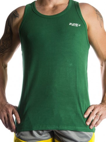 Last Set Best Set Tank - Green