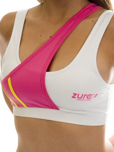 Zesty Sports Bra - Pink