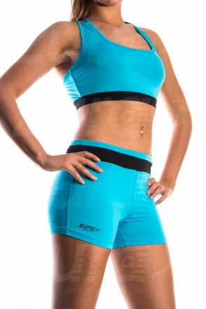 Essential Sports Bra - Light Blue