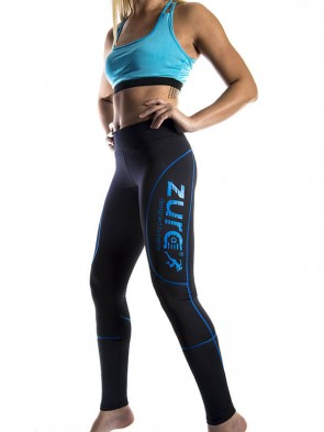 Everest Compression Tights - Blue