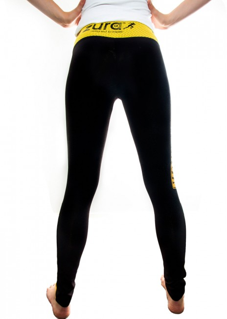 Lycra Virgin Tights - Yellow