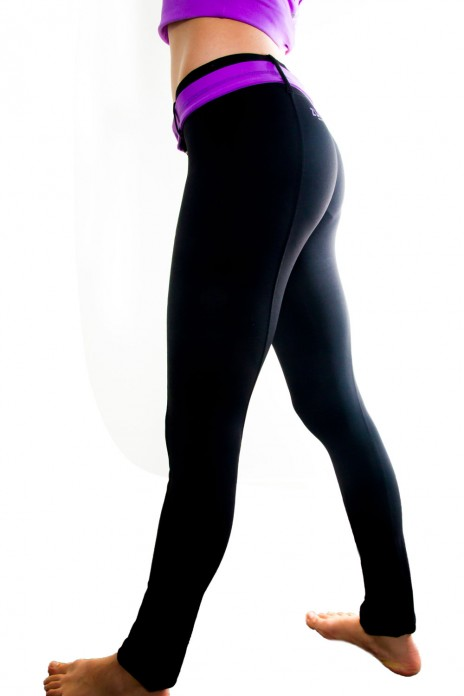 High Speed Tights - Purple