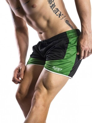 Mens Hot Shorts - Green